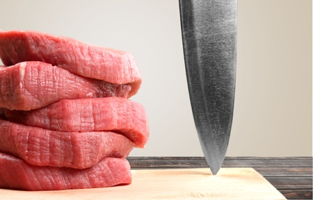 raw: Meat, Butcher, Beef.