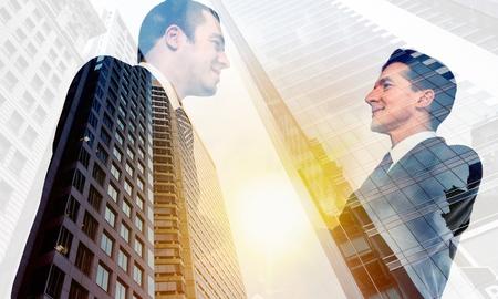 liderazgo empresarial: Negocios, Primer plano, liderazgo.