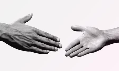 la union hace la fuerza: Ayuda, mano, asociaci�n.