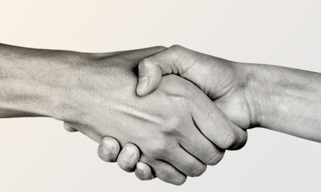 Ayuda, mano, asociación. Foto de archivo - 42702398