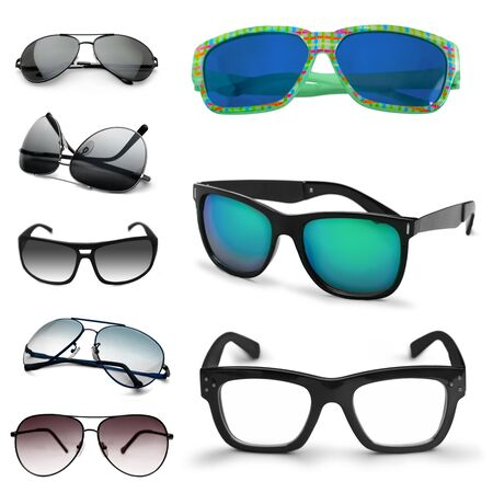 sunglasses isolated: Sunglasses, Child, Isolated.