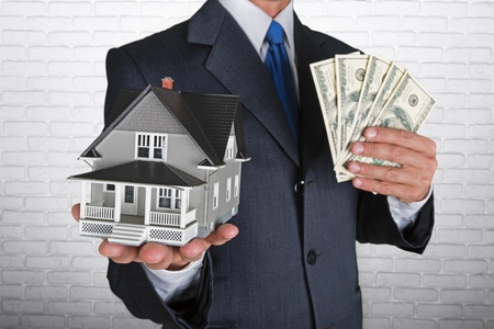 investment loan: Currency, House, Real Estate.