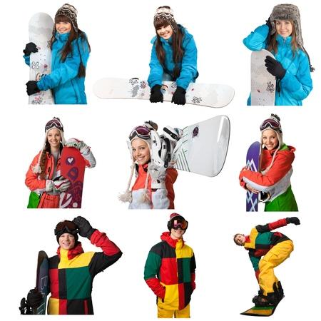 extreme sports: Snowboarding, Snowboard, Extreme Sports.
