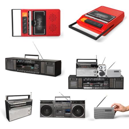 retro revival: Radio, Old, Retro Revival.