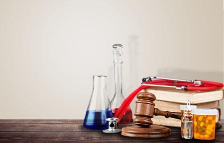 etica: Médicos, jurídicos, derechos. Foto de archivo