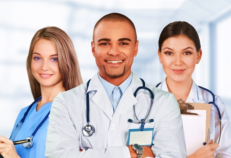 sağlık: Sağlık, grup, iş. Stok Fotoğraf