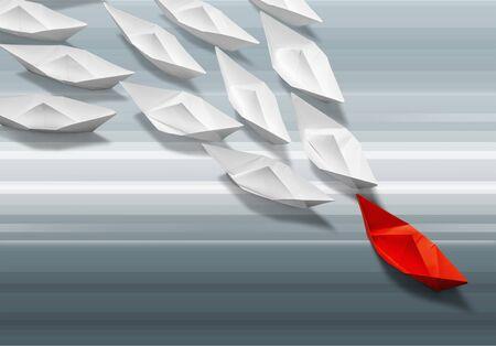 nautical   vessel: Origami, Leadership, Nautical Vessel.