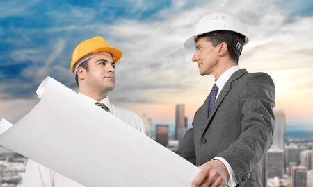 consultant: Construction, Architect, Construction Site.