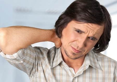 human neck: Pain, Human Neck, Physical Injury.
