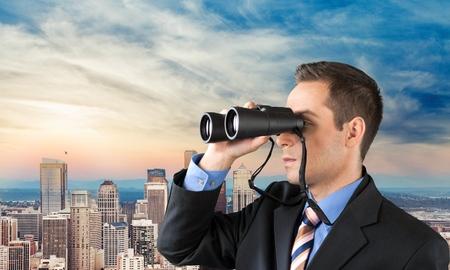 way forward: Binoculars, Searching, The Way Forward.