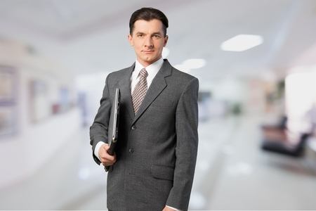 african business: African Descent, Business, American Culture. Stock Photo