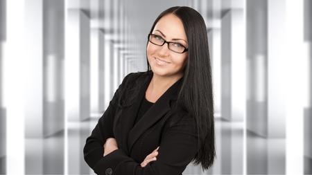 professional woman: Women, Businesswoman, Business.