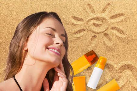 beauty products: Cosmetics, Moisturizer, Beauty Treatment.