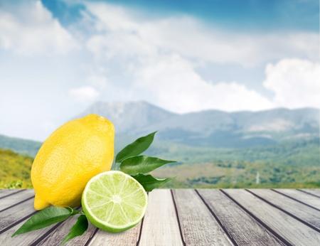 lime: Lemon, lime, slice.