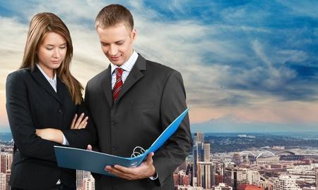 business: Business, Menschen, Geschäfts Person.