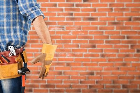 framer: Roofer, Work Tool, Tool Belt.