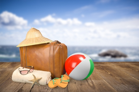 concept images: Suitcase, Vacations, Luggage.