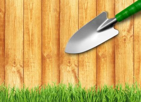 flower bed: Gardening Equipment, Gardening, Flower Bed.