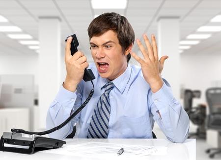 telephone: Emotional Stress, Frustration, Telephone.