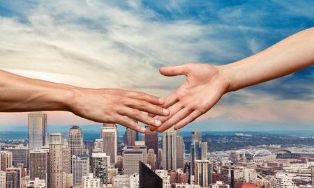 el mundo en tus manos: Mano humana, Ayuda, Caridad y Auxilio.