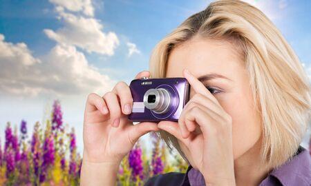 Camera, Photographing, Digital Camera.