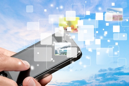 phone business: Mobile Phone, Smart Phone, Telephone.