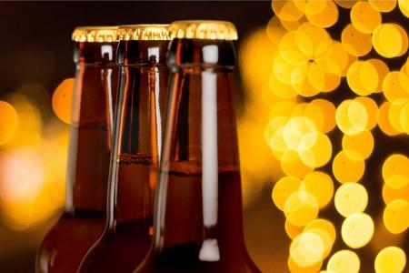 Botellas de cerveza, cerveza, botella.