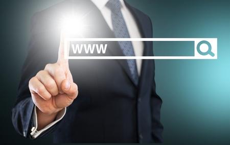 検索、www、インターネット。