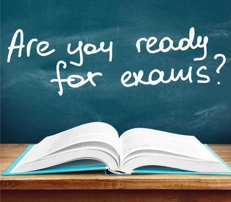 Examen, student, stress.
