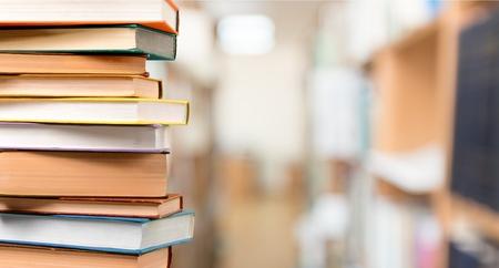 Knihy, studium, bibli.