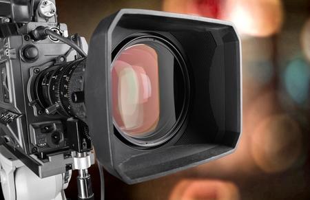 tv camera: Television, The Media, Social Gathering.