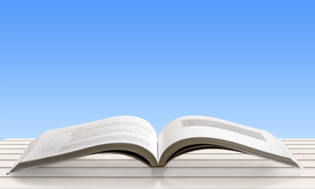 bible ten commandments: Book, Bible, Open.