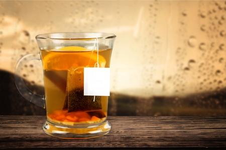 Tea, Cup, Teabag.