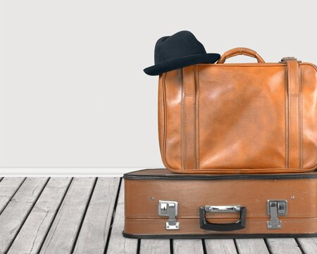 retro revival: Suitcase, Luggage, Retro Revival.