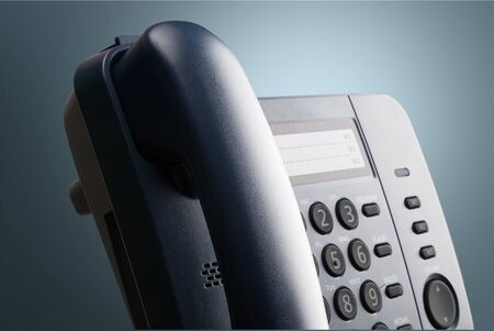 telephone receiver: Voip.