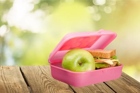 almuerzo: Fiambrera, Almuerzo, Educaci�n.