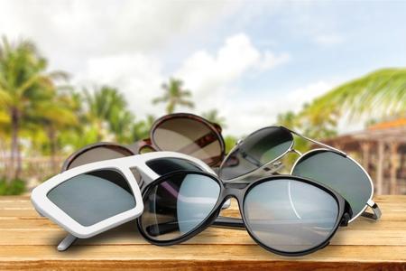 gafas de sol: Gafas de sol.  Foto de archivo