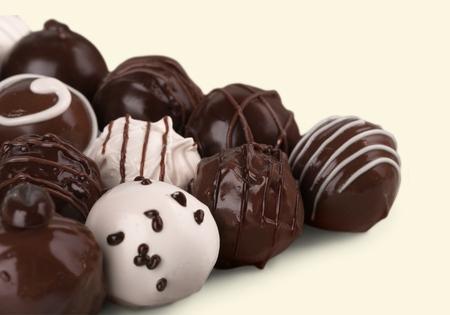 bonbon chocolat: Chocolat, bonbons, Candy. Banque d'images