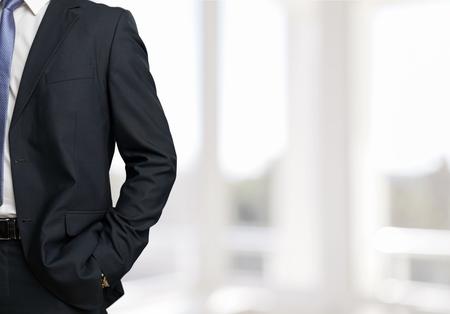 traje formal: Negocio. Foto de archivo
