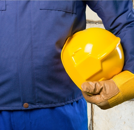 work worker: Hat, worker, work.