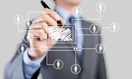 business: 業務。 版權商用圖片
