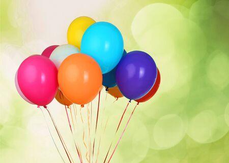 birthday balloon: Balloon, birthday, celebration.
