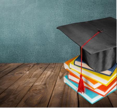 mortar board: Graduation, Mortar Board, Diploma.