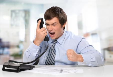 bad leadership: Emotional Stress, Frustration, Telephone.
