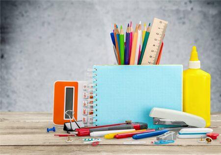 Education, Back to School, School Supplies.
