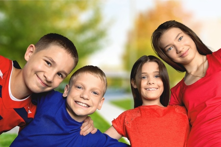 offspring: Child, Offspring, Little Boys. Stock Photo