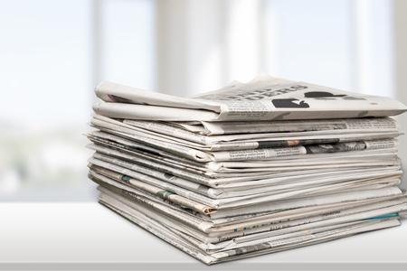 newspaper stack: Newspaper, Stack, The Media.