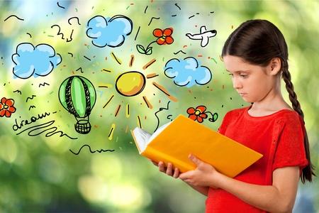 kid book: Reading, Child, Book.