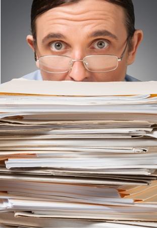 overburdened: Working, Emotional Stress, Document.