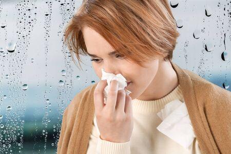 Illness, Cold And Flu, Flu Virus.